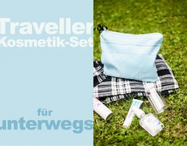 Traveller-Kosmetik-Set