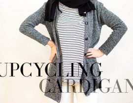 UpcyclingCardigan